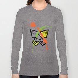 Splatoon - Turf Wars 1 Long Sleeve T-shirt