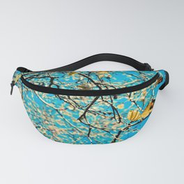 Photographic painting Fanny Pack