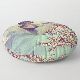 Watching Kukuyediyo Floor Pillow