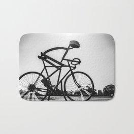 The Cyclist Bath Mat