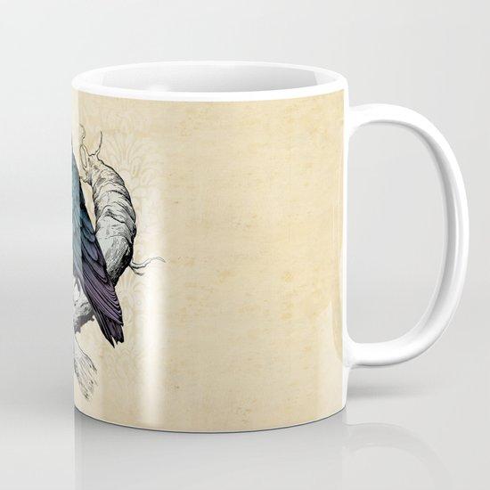 Raven's Key Mug