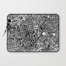 Cell Art Laptop Sleeve