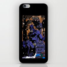 A Death In The Family iPhone & iPod Skin