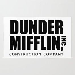 Dunder Mifflin Rug