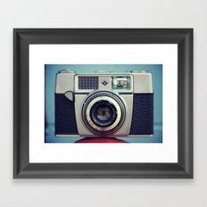 Old Agfa Camera Framed Art Print