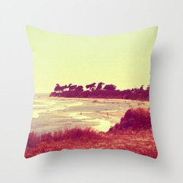 From Afar Throw Pillow