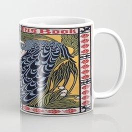 Vintage poster - Bradley - His Book Coffee Mug