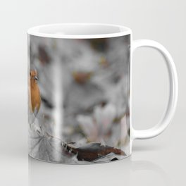 The Winter Robin Mug