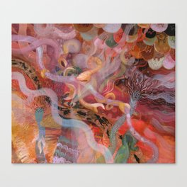 10:84 Canvas Print