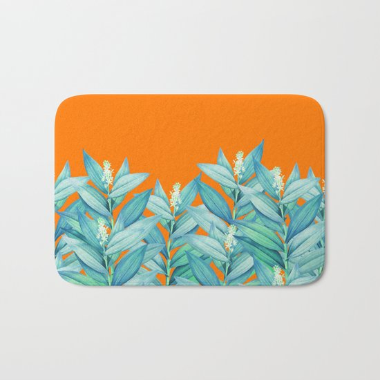 Nevertheless #society6 #decor #buyart Bath Mat