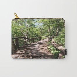 NYC Central Park Bridge Carry-All Pouch