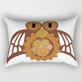 Steam Punk Owl Rectangular Pillow