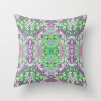 singapore Throw Pillows featuring SINGAPORE by IZZA