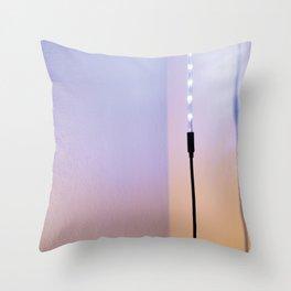 LED Throw Pillow