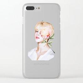 Jimin Clear iPhone Case