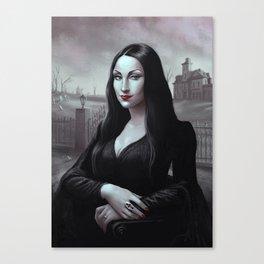Monatisia Canvas Print