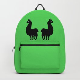 Angry Animals: llama Backpack