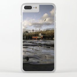 Bullock Harbour Clear iPhone Case