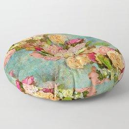 ROSES SO ROMANTIC Floor Pillow
