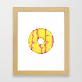 Party Ring Framed Art Print