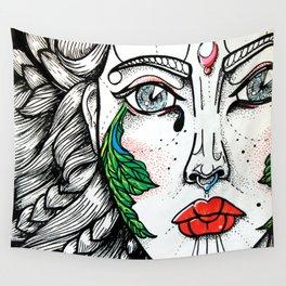 lqr Wall Tapestry