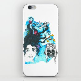 Till death do is part iPhone Skin