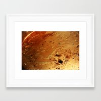 grease Framed Art Prints featuring Grease Constellation  by John Morris