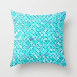 Fresh Summer Breeze Throw Pillow