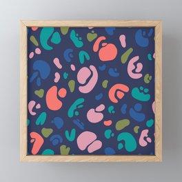 Abstract Animal Framed Mini Art Print