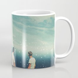 The Earth was crying and We were there Coffee Mug