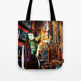 Hungry Ghost Tote Bag