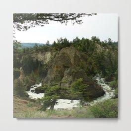 Tower Creek Metal Print