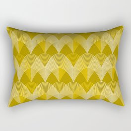 Op Art 140 Rectangular Pillow