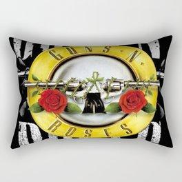 guns n roses album 2020 ansel2 Rectangular Pillow