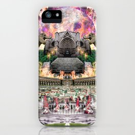 「Valley」 iPhone Case