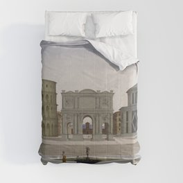 Fra Carnevale - The Ideal City Comforters