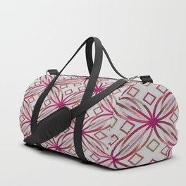 Flora Deco Duffle Bag