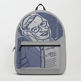 Dear Stephen Hawking / Stay Wild Collection Backpack