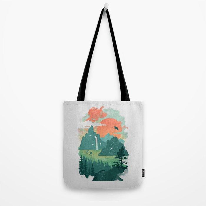 Lost Cove Tote Bag