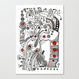 """""""Natural Selection"""" Canvas Print"""