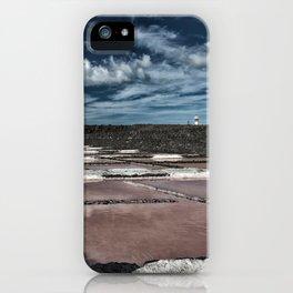 Saline at La Palma iPhone Case