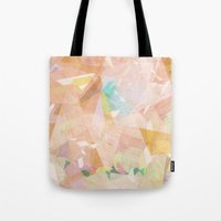 diamonds Tote Bags featuring Diamonds by Zeke Tucker