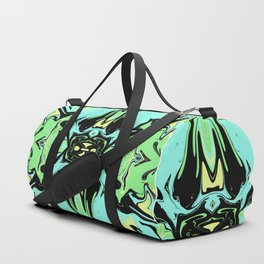 Hidden Turtles Duffle Bag