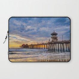 Unsettled Sunset Laptop Sleeve