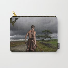 Fantasy Warrior Carry-All Pouch
