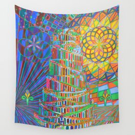 Tower of Babel - 2013 Wall Tapestry