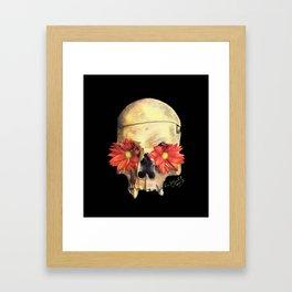 Beauty in Death Framed Art Print