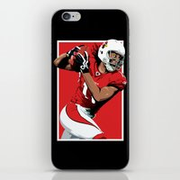 fitzgerald iPhone & iPod Skins featuring Catch & Run by Thirty3