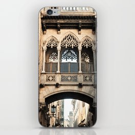 Old Barcelona iPhone Skin