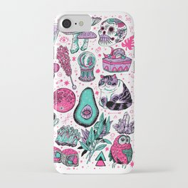 Basic Witch II iPhone Case